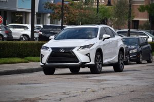 Lexus Rx 350 Insurance Cost