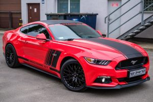 How Much Is Insurance For A Mustang